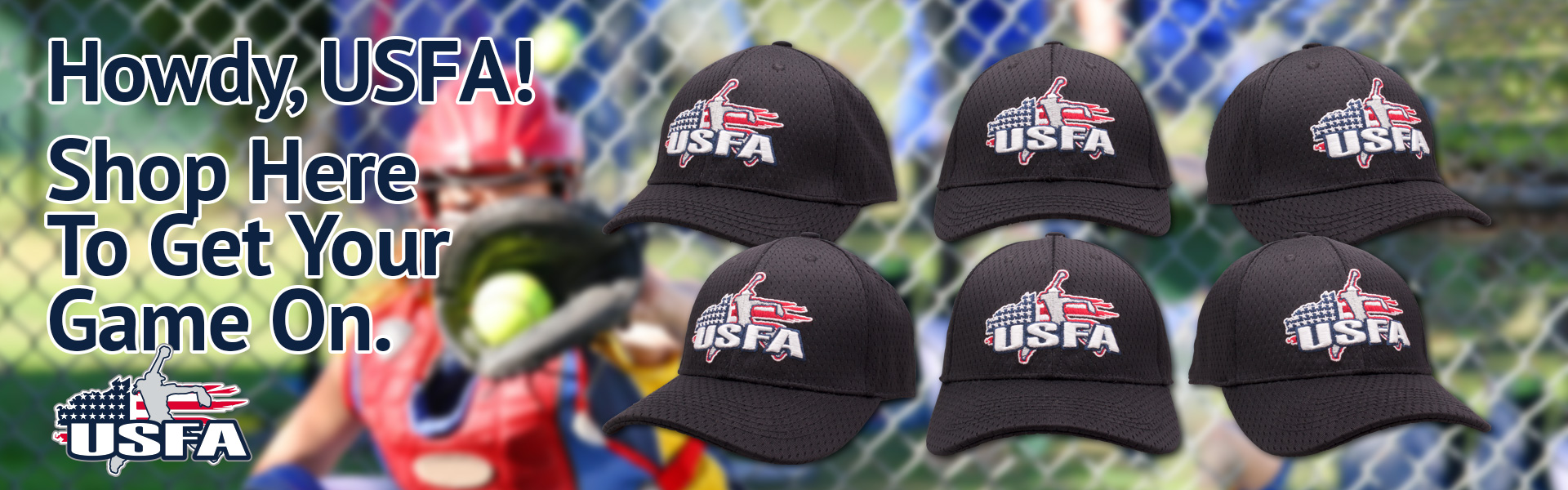 USFA Official Umpire Caps at Success Promotions