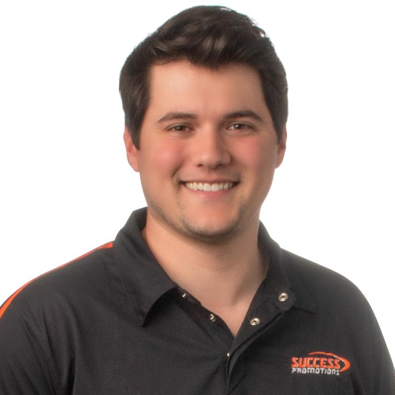 CJ Everett, Sales Executive at Success Promotions