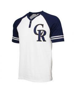 Jersey T-Shirt - 2 Button