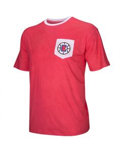Acid Wash Cotton Frocket T-Shirt