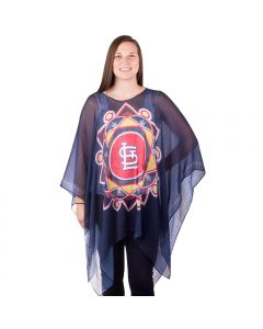 Voile Poncho