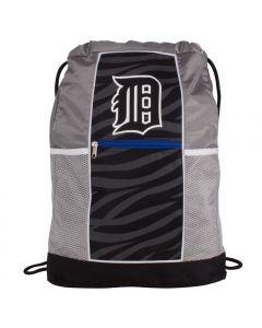 Varsity Drawstring Bag