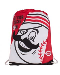Large Logo Ripstop Drawstring Bag