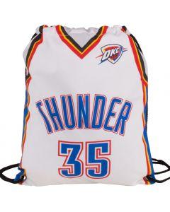 Basketball Jersey Drawstring Bag