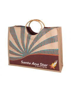 Tropical Jute Bag