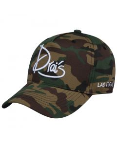 Five Panel Full Military Camo