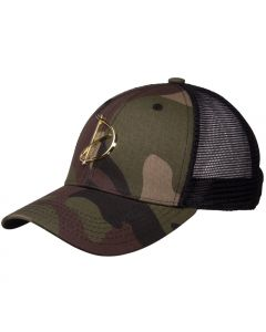 Camo Crown - Trucker Mesh