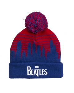 XL Knitted Skyline Beanie