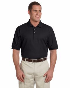 Pima Pique Short-Sleeve Polo