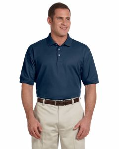 Tall Pima Pique Short-Sleeve Polo