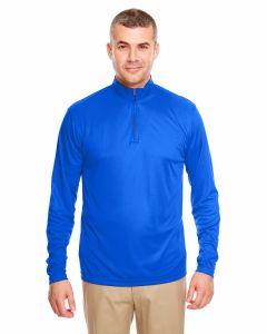 Cool & Dry Sport Performance Interlock Quarter-Zip Pullover