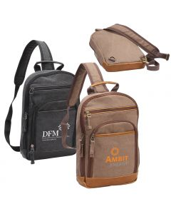 Slim Sling Backpack