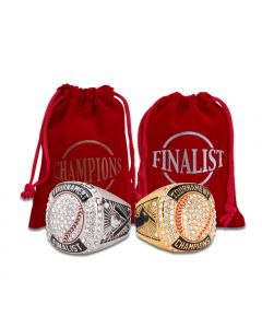Tournament Champions and Finalist 2.0 Rings (Bundle)