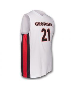 Break Away Basketball Jersey