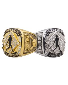Tournament Champions and Finalist Rings