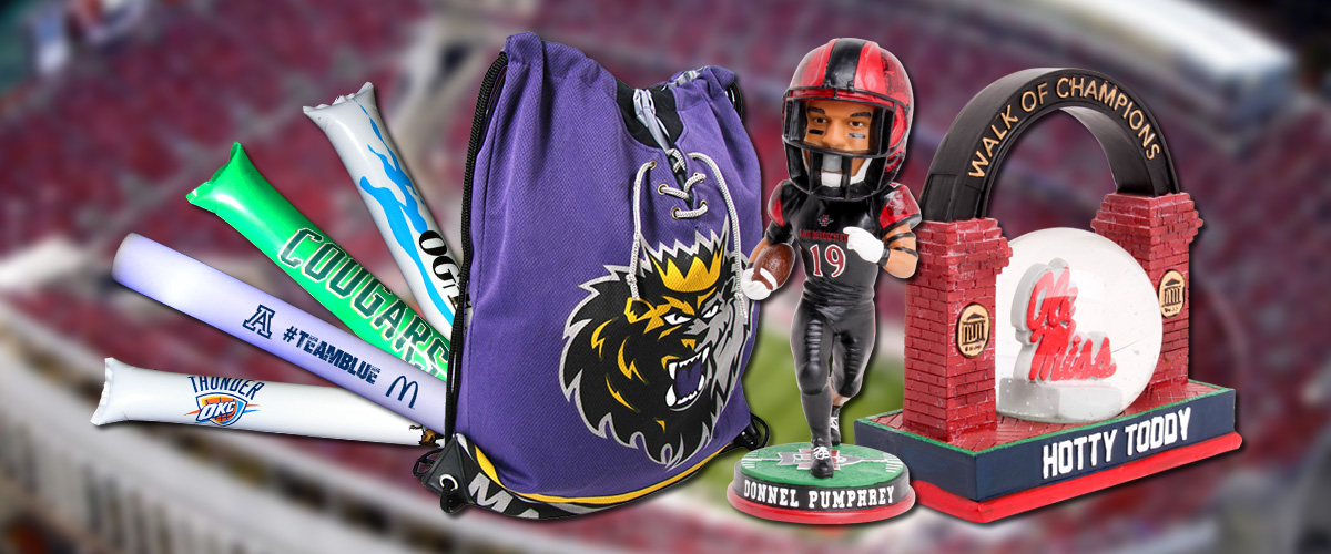 Success Promotions branded merch for college fans, families and teams.