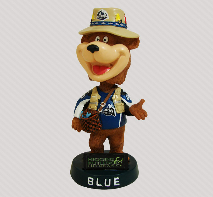 Success Promotions custom youth sports bobbleheads and figurines.