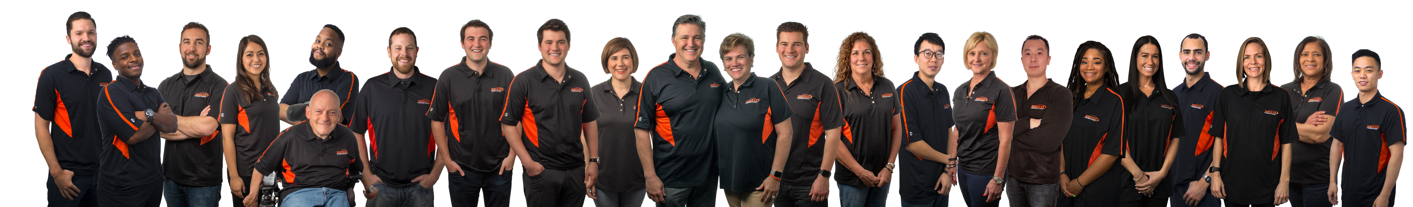 Meet the Success Promotions team. We are at your service!